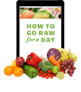 How to Go Raw for A Day