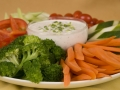 Mock Sour Cream and Chive Dip