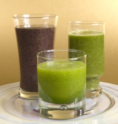 Non-Sweet Green Smoothie
