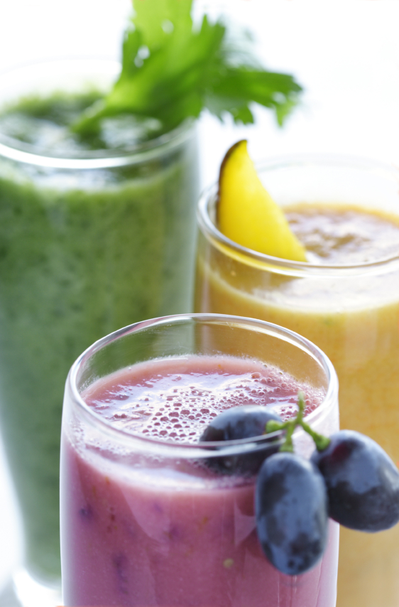 It's Easy Being Green—with Blueberry Green Smoothies