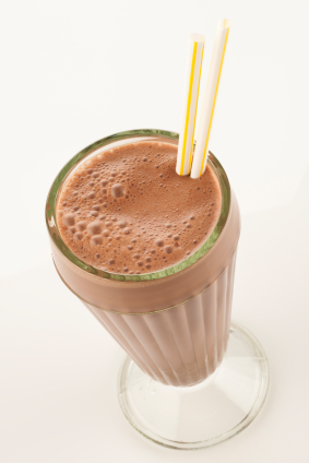 Relax With A Raw Chocolate Malt