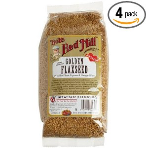 Flaxseeds, Golden, 24 oz—4 pack