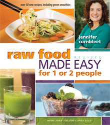 Raw Food Made Easy for 1 or 2 People Revised