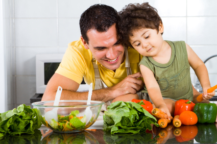 Family Not on Board with Raw Foods?