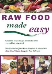 Raw Food Made Easy (DVD)